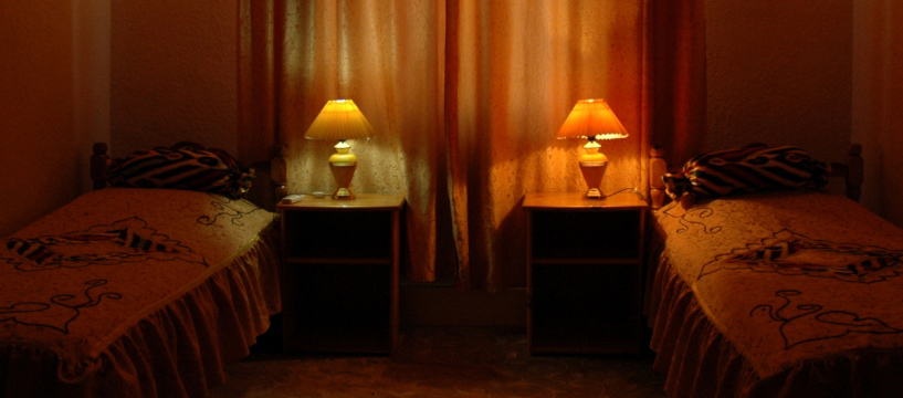 Twin Room Caravan Serail Samarkand